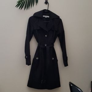 Kenneth cole trenchcoat rain coat